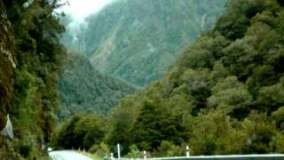 Haast New Zealand  City new picture : New Zealand - Haast to Wanaka