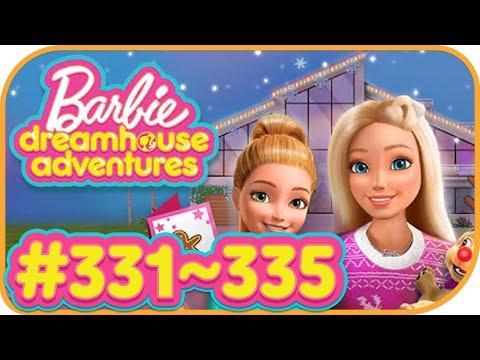 Barbie Dreamhouse Adventures #331~335 | Budge Studios | Simulation game | Fun mobile Game | HayDay