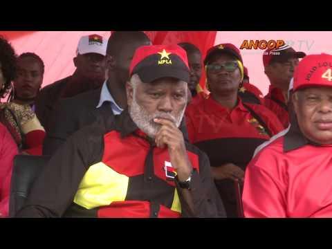 Eleições 2017: MPLA abre campanha em Luanda