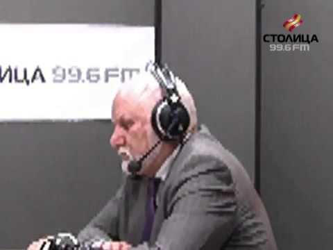 Сулакшин С.С. на радио