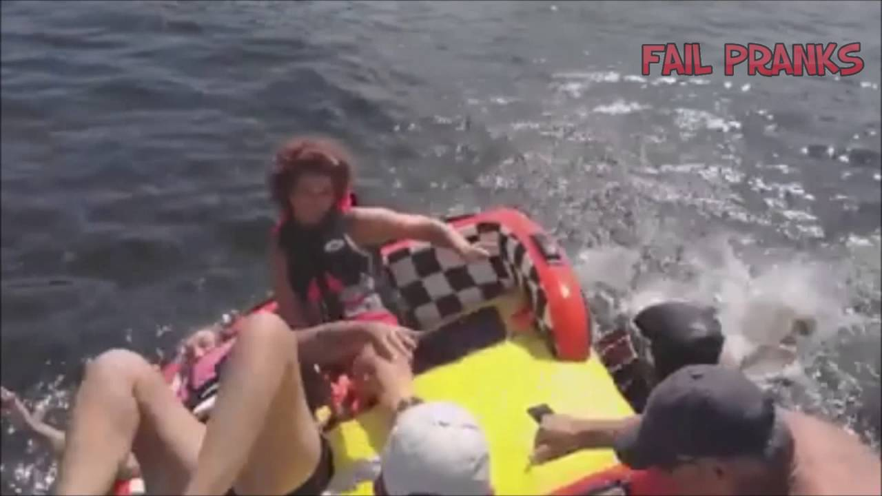 Funny Summer Water Sports Fails