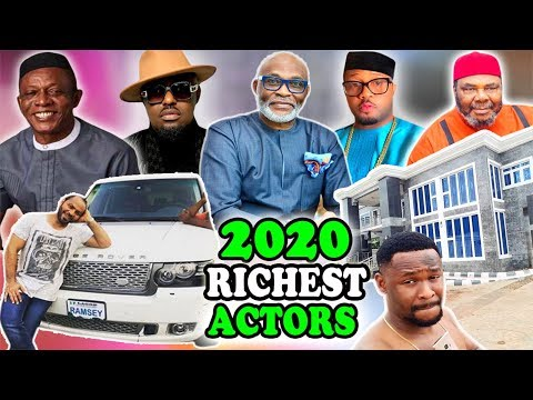 Top 10 Richest Actors In Nigeria 2020 & Net Worth