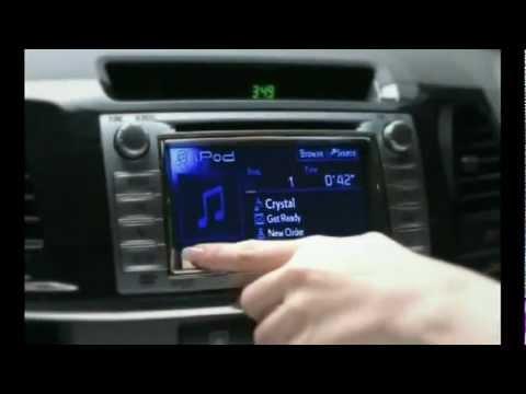 ฟอร์จูนเนอร์ใหม่ - New Fortuner 2012ดูรายละเอียดเพิ่มเติมที่http://NewCarPromote.com.