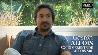 Gastón Allois - Socio Gerente de Allois Srl