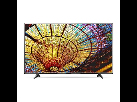 LG Electronics 65UH6150 65-Inch 4K Ultra HD Smart LED TV (2016 Model) Review