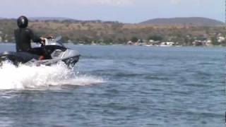 6. Sea Doo RXT-X 255 2009    Good slalom