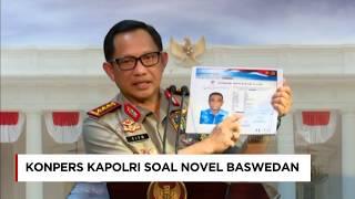 Video Kapolri Buka-bukaan Soal Penyidikan Novel Baswedan (KPK), Usai Bertemu Jokowi di Istana MP3, 3GP, MP4, WEBM, AVI, FLV Februari 2018