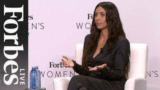 Kim Kardashian West Shares The Secrets To Her Social Media Success | Forbes Live