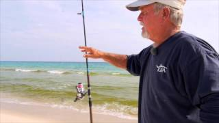 Surf Fishing Techniques for the Gulf of Mexico