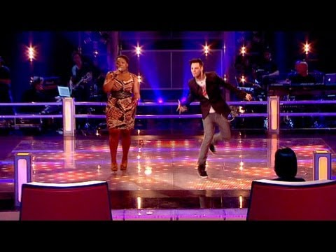 The Voice - Visit http://www.bbc.co.uk/thevoiceuk to play The Voice Predictor Game and for all The Voice UK 2013 news. Performing 'Family Affair', Letitia wins her Battl...