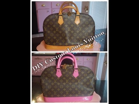 ff0c565de170 DIY - Custom Louis Vuitton - Action.News ABC Action News Santa Barbara  Calgary WestNet-HD Weather Traffic