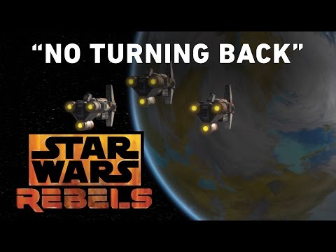 Star Wars Rebels 2.12 (Clip 'No Turning Back')
