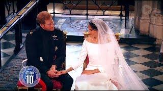 Video Prince Harry & Meghan Markle's Royal Wedding Highlights   Studio 10 MP3, 3GP, MP4, WEBM, AVI, FLV Oktober 2018