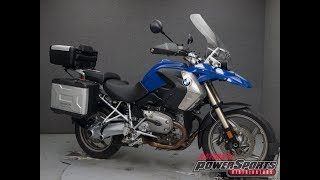 8. 2009  BMW  R1200GS - National Powersports Distributors