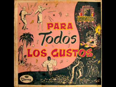 Carlos Pickling y su Orquesta - Para todos los gustos (1958)
