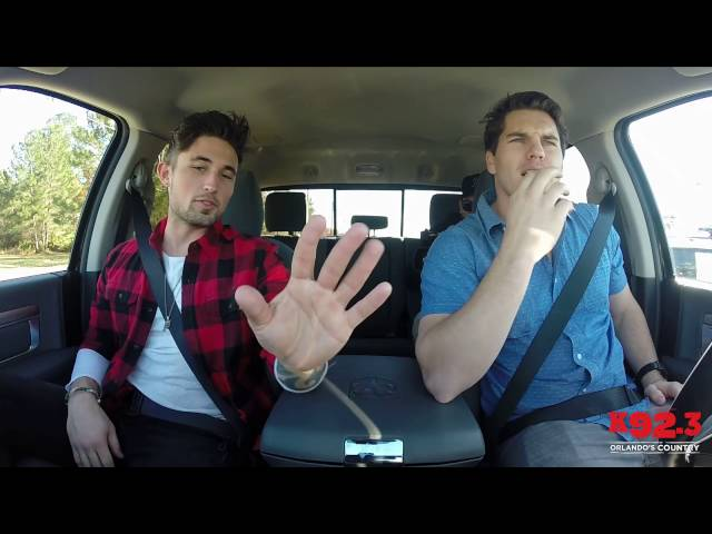 Country-carpool-with-michael-ray