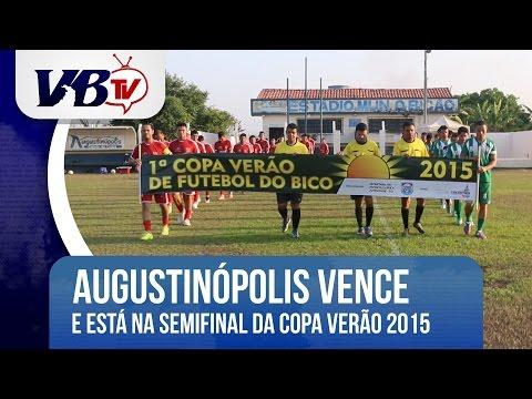 VBTv | Augustinópolis vence Maurilândia nos pênaltis e está na final da Copa Verão