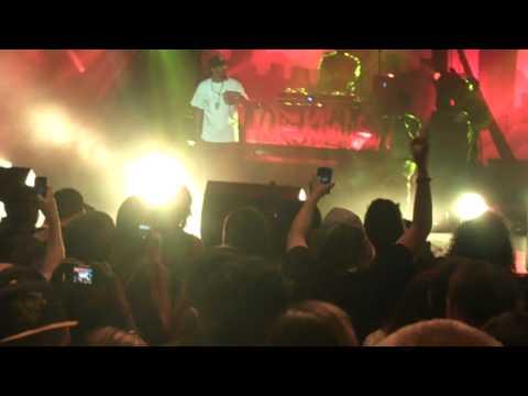 Wiz Khalifa LIVE Pier 6 Racks on Racks Wiz Version