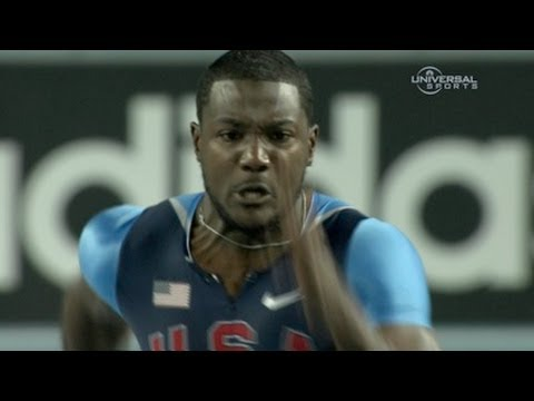 M 60 F01 (Justin Gatlin becomes Indoor Champion again, Istanbul 2012)