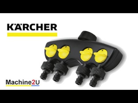 Making your garden beautiful-Karcher watering system