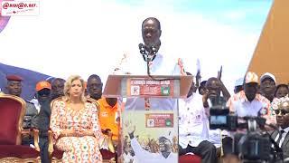 3ème congrès ordinaire du RDR: discours d'orientation du Président Alassane Ouattara (partie 1)