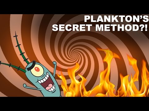 Plankton's SECRET in Spongebob! [Theory]