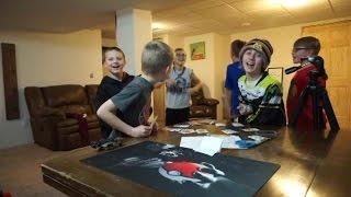 Treasure Hunt Escape Room Birthday Party