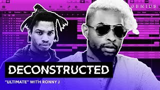 "Video The Making of Denzel Curry's ""Ultimate"" With Ronny J 
