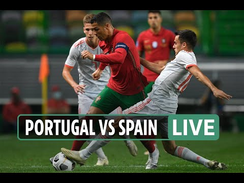Portugal vs Spain 3-0- extended Highlights & All Goals 2021 HD