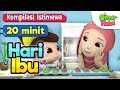 Koleksi Lagu Kanak Kanak Islam  Istimewa Hari Ibu  Omar Amp Hana  20 Minit