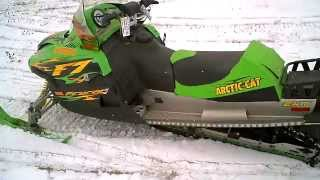 3. SOLD 2004 Arctic Cat F7 Firecat EFI EXT 144