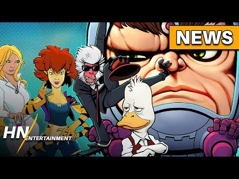 Howard the Duck & Other Animated Series Announced by Marvel & Hulu