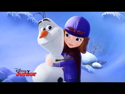Sofia the First 3.14 (Clip 'Sofia Meets Olaf')