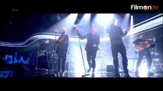 Take That on the Jonathan Ross Show + Get Ready For It 24/01/2015