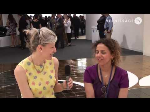 Interview with Beatriz Milhazes