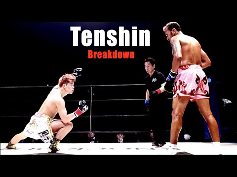Tenshin Nasukawa - Why Mayweather Made The Right Choice   Technique Breakdown