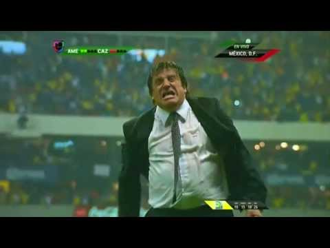 America Vs Cruz Azul (2-2) Final 2013 Goals And Highlights [HD] 5/26/13