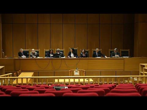 Δίκη Χρυσής Αυγής: Ξεκίνησαν οι απολογίες για τη δολοφονία Φύσσα…