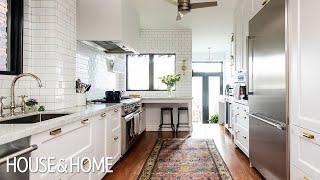 Transformasi Interior Dapur dengan Sentuhan Klasik