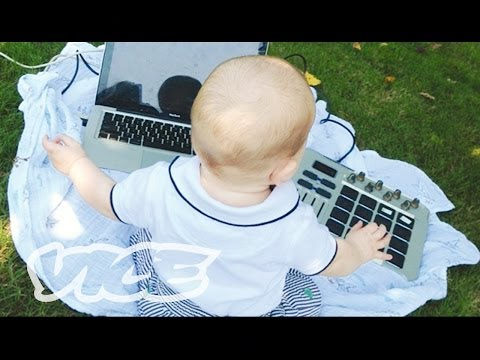 Your Kid Wants To Be A DJ? Send Them To Baby DJ School!