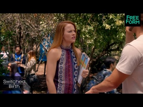Switched at Birth 4.17 (Clip 'Daphne & Mingo')