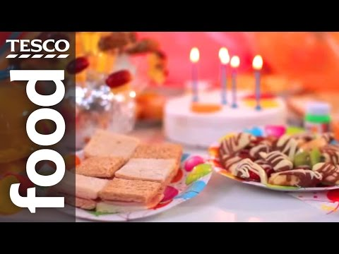 Children's party food ideas