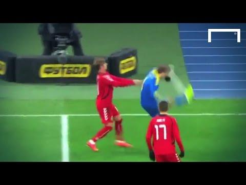 VIDEO: Hoogstandje Gusev mislukt volledig