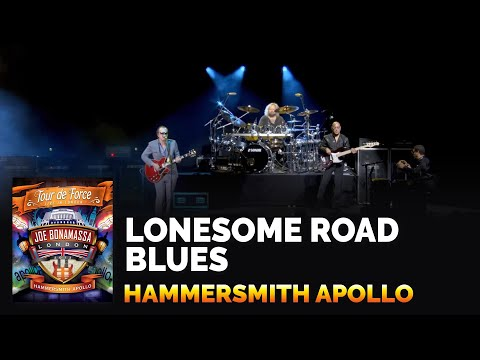 Lonesome Road Blues Live