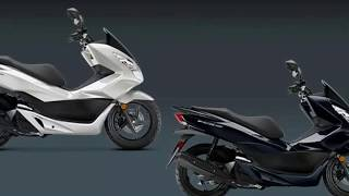 8. 2018 Honda PCX 150 - This new 2018 Honda is made in Japan with an MSRP of $3,599.