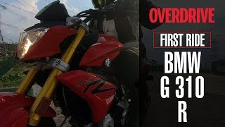 3. BMW G 310 R India first ride review | Details, specifications and price | OVERDRIVE
