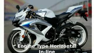 7. 2012 Suzuki GSX-R 600 - Review