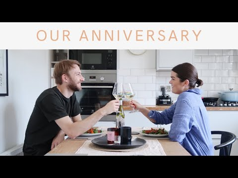 A Day In The Life: Our Wedding Anniversary | AD | The Anna Edit