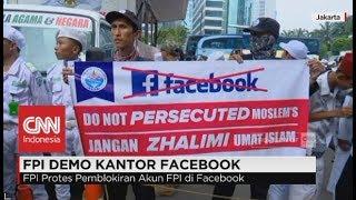 Download Video Akun Diblokir, FPI Demo Kantor Facebook MP3 3GP MP4