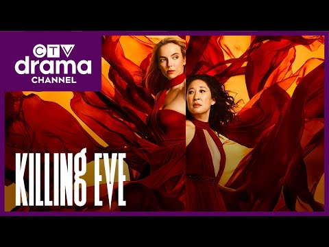 Killing Eve Season 3 - Official Trailer